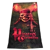 Disney Beach Towel - Pirates of the Caribbean Logo