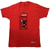 Disney Adult Shirt - EPCOT - Mickey Mouse In Phone Booth - U.K.