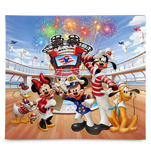 Your Wdw Store Disney Scrapbook 12 X Cruise Line