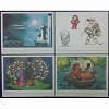 Disney Lithograph Set of 12 Passholder Exclusive - 8.75