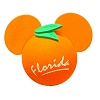 Disney Antenna Topper - Orange Mickey Icon - Florida