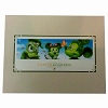 Disney Deluxe Print - Flower and Garden 2013 - Mickey Minnie Donald Topiary