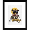 Disney Framed Giclee Print - Charles Boyer - Puppy Love