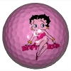 Universal Golf Ball - Betty Boop 1-pc.