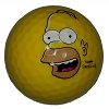 Universal Golf Ball - Homer Simpson 1-pk