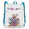 Disney Backpack Bag - Dated 2013 Walt Disney World Cinch Bag