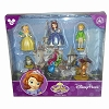 Disney Figurine Set - Sofia The First Princess Playset