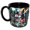 Disney Coffee Cup Mug - Star Wars Weekends 2013 Logo Skywalker Mickey