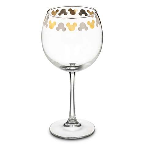 Disney Character Wine Glasses