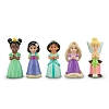 Disney Bath Toy Set - Princess and Fairies Squeeze Toy Set - Rapunzel