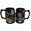 Universal Coffee Cup - Marvel Characters