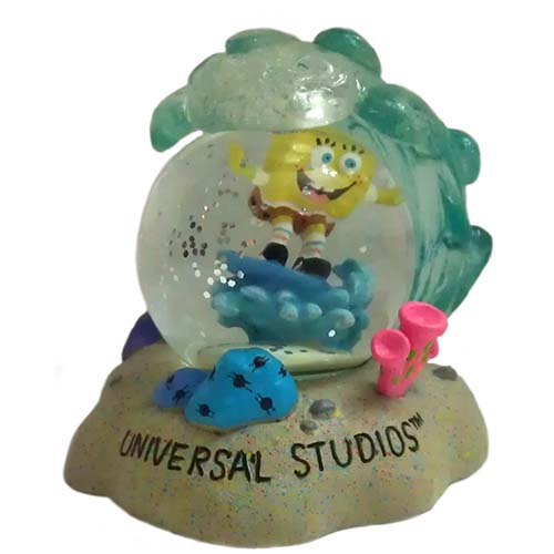 Your WDW Store - Universal Snow Globe - Spongebob Squarepants