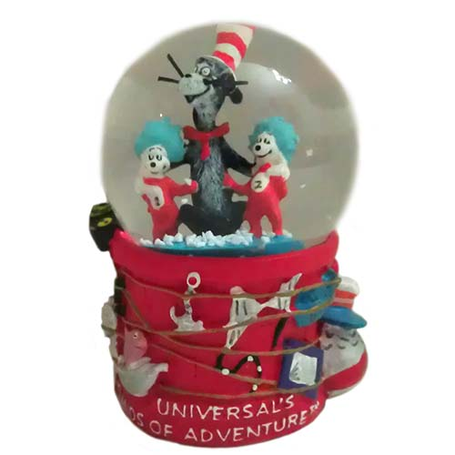 Universal Snow Globe Universal Islands Of Adventure Dr