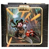 Disney Autograph and Photo Book - Star Wars Speeder Bike Jedi Mickey