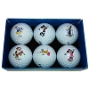 Disney Golf Ball - Disney Callaway Golf Ball Set of 6