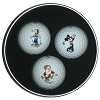 Disney Golf Ball - Disney Callaway Golf Ball Set of 3