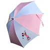 Disney Golf Umbrella - Haas-Jordan Minnie Mouse - Pink and White