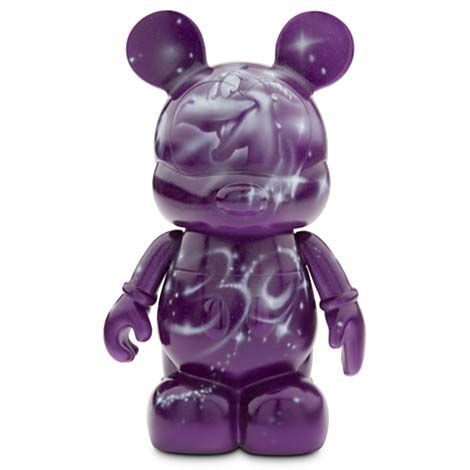 Disney vinylmation Figure - Figment Epcot 30th Anniversary 9