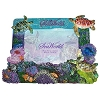 SeaWorld Picture Frame - Purple Sea Turtle Coral Reef Design - 4 x 6
