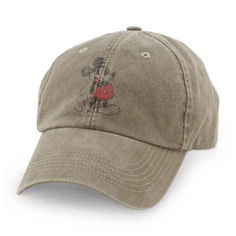 Your Wdw Store Disney Hat Baseball Cap Mickey Mouse