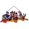 Disney Stained Glass Sun Catcher - Mickey & Pals Fab 6 - Large
