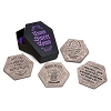 Disney Coaster Set - Haunted Mansion - Tomb Sweet Tomb