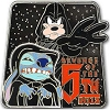 Disney Star Wars Pin - 2013 Revenge of the 5th - Evil Stitch Darth Goofy