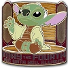 Disney Star Wars Pin - 2013 May the 4th be with you - Yoda Stitch