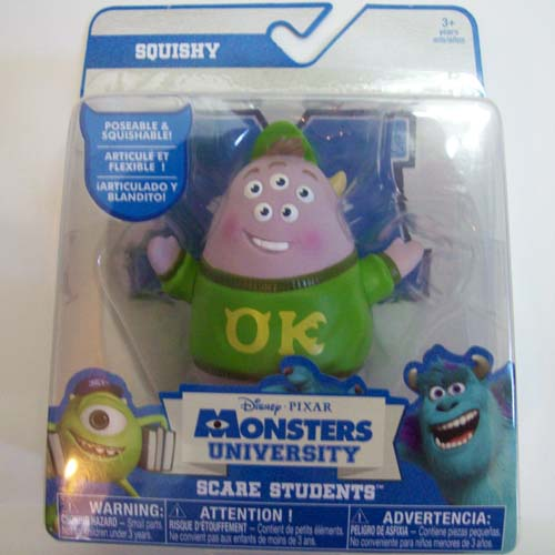 Disney Action Figure Monsters University Squishy Eyes Kid