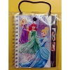 Disney Deluxe Autograph Book Set - Princess Trio