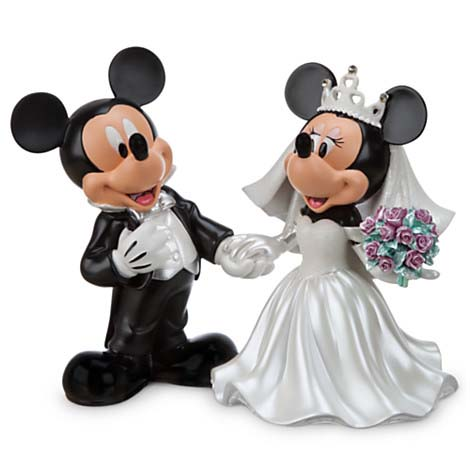 Your WDW Store - Disney Medium Figure Statue - Mickey and Minnie ...