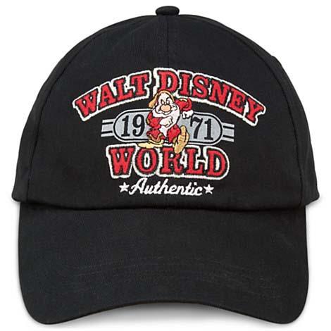 d2ca1e7977b Add to My Lists. Disney Hat - Baseball Cap - Grumpy Walt Disney World 1971