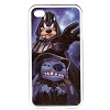 Disney iPhone 4/4s Case - Star Wars Weekends - Goofy & Stitch - White