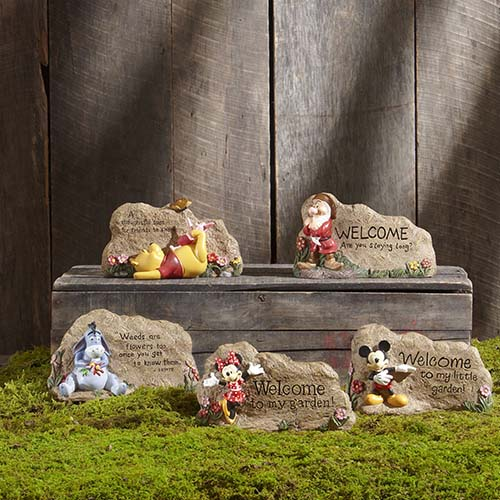 Bring Magic to Your Yard with Disney Outdoor Décor