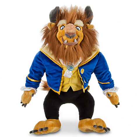 Your Wdw Store Disney Plush Beast Beauty And The Beast