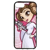 Disney iPhone 4/4s Case - Star Wars Weekends - Leia - Black