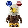 Disney Vinylmation Figure - 2013 Holiday - Independence Day Eagle
