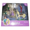 Disney Figurine Set - Tangled - Rapunzel Playset