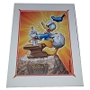 Disney Artist Print - Greg McCullough - Solid Indignation - Donald Duck