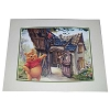 Disney Artist Print - Greg McCullough - Poohs House