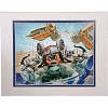 Disney Deluxe Star Wars Print - Greg McCullough Boonta Eve Hero 18x14