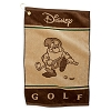 Disney Golf Towel - Grumpy - Tan & Brown - Grumpy Grumpy