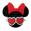 Disney Antenna Topper - Minnie Mouse with Heart Sunglasses
