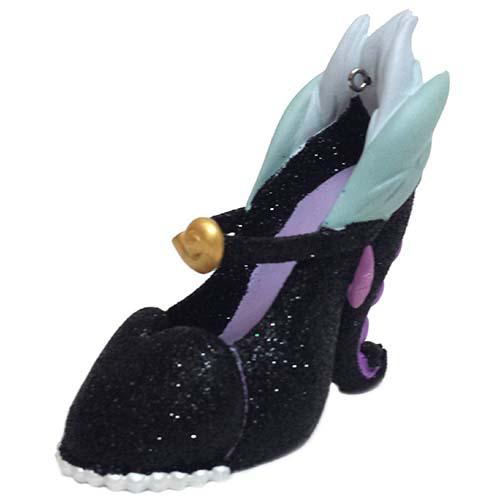 disney shoe ornament - villain