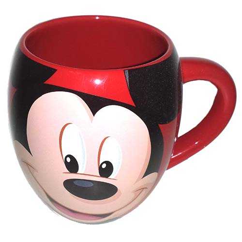 4c6f4d8ae28ac Disney Coffee Cup - Faces - Mickey Mouse - Oh Boy!