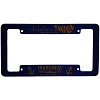 Disney License Plate Frame - Disney Fantasy Cruiseline Inaugural Voyage
