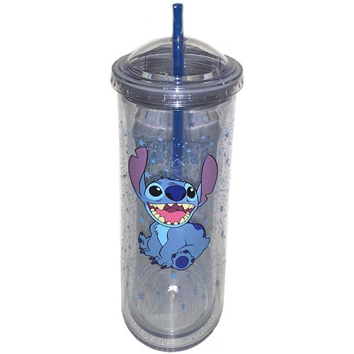 Disney Tumbler With Straw Stitch Experiment 626