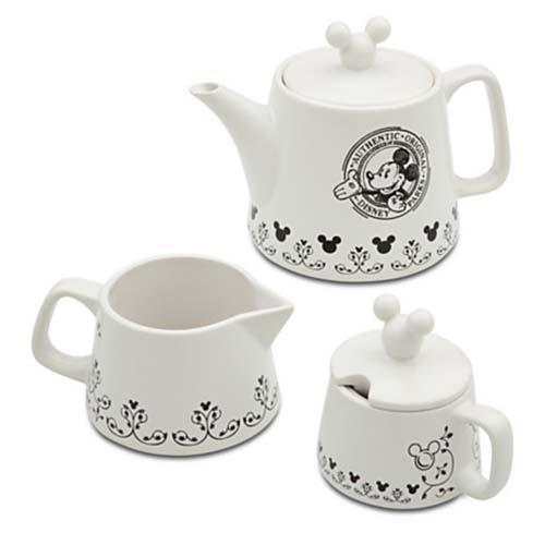 Your Wdw Store Disney Tea Pot Gourmet Mickey Mickey