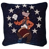 Disney Throw Pillow - American Traditions - Goofy - Drummer