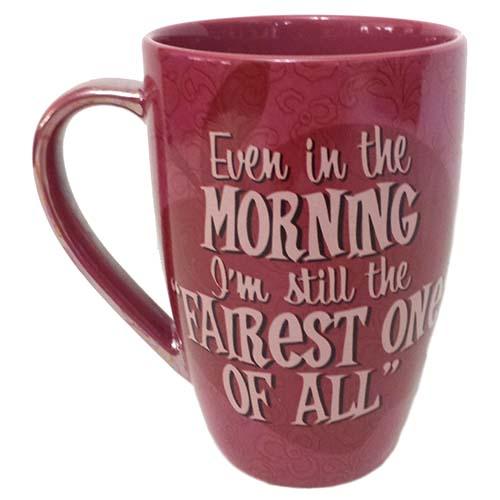 Disney Coffee Cup Mug Princess Snow White Quotes